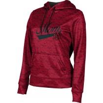 ProSphere Women's Tillers Baseball Brushed Hoodie Sweatshirt