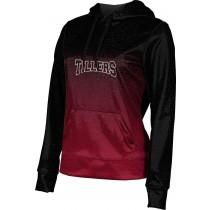 ProSphere Women's Tillers Baseball Ombre Hoodie Sweatshirt