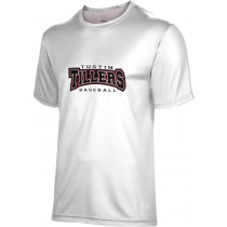 Spectrum Sublimation Unisex Tillers Baseball Poly Cotton Tee