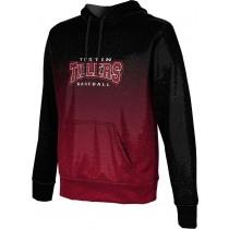 ProSphere Men's Tillers Baseball Ombre Hoodie Sweatshirt