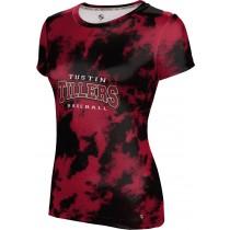 ProSphere Girls' Tillers Baseball Grunge Shirt