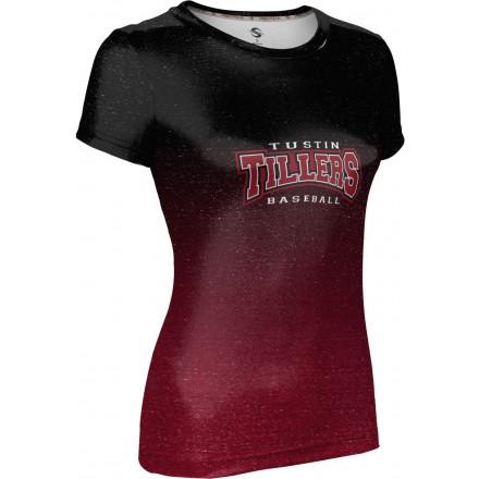 ProSphere Girls' Tillers Baseball Ombre Shirt