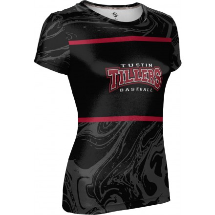 ProSphere Girls' Tillers Baseball Ripple Shirt