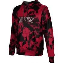 ProSphere Men's Tillers Baseball Grunge Hoodie Sweatshirt