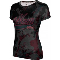 ProSphere Women's Tillers Baseball Marble Shirt