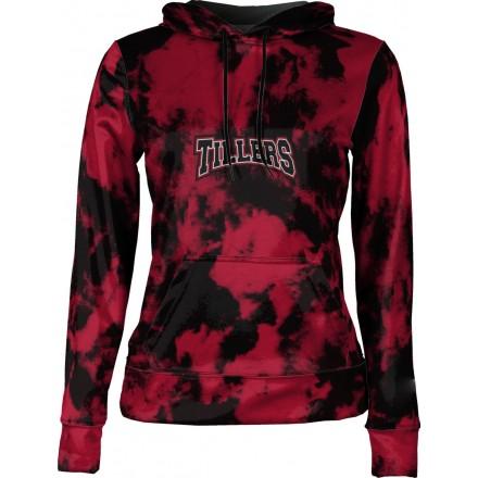 ProSphere Women's Tillers Baseball Grunge Hoodie Sweatshirt